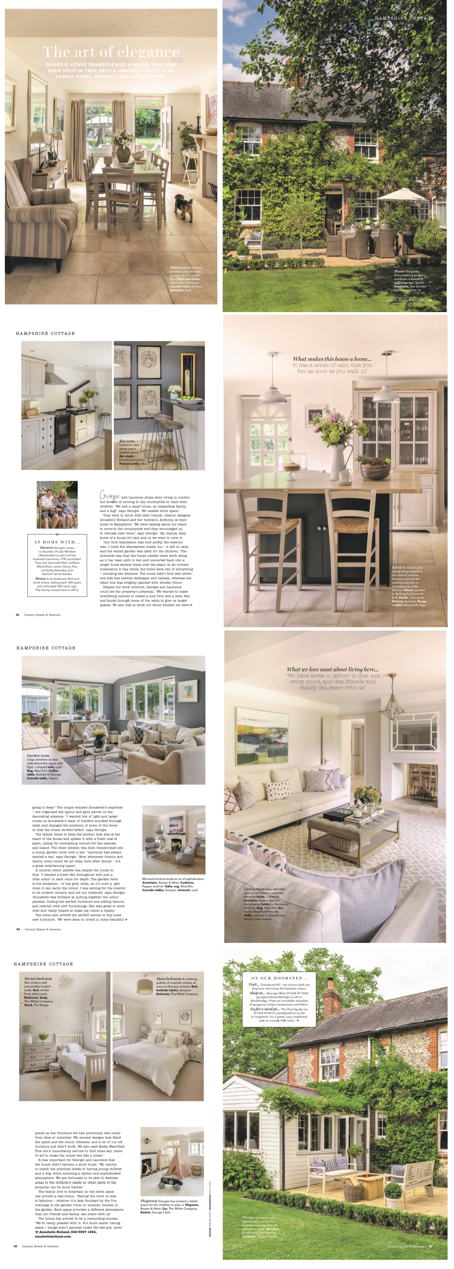 South View Country Homes & Interiors Feature