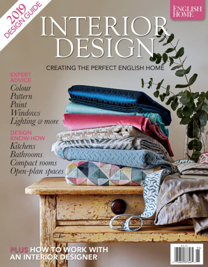 The 2019 Interior Design Guide by The English Home