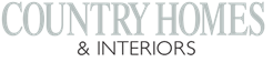Country Homes and Interiors Logo